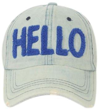 c9b24efbd0f Buy Ilu Denim Cap Caps Baseball Cap Snapback Hip Hop Cap For Men ...