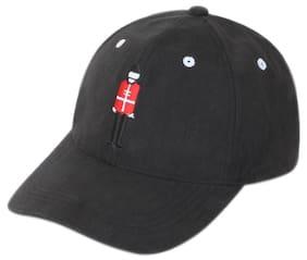 ILU Men s Black Baseball Cap Freesize 3cd8b797751e