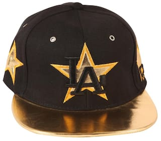 Buy ILU Star LA Snapback Caps Online at Low Prices in India ... 4271e281bca