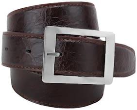 Imperior Dark Brown High Quality Men's Belt