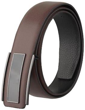 Imperior Latest Design Brown PU Leather Belt For Men