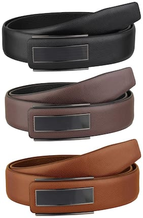 Imperior Latest Design Brown PU Leather Belt For Men