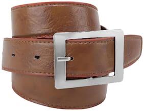 Imperior Premium Quality Elegant Brown Belt For Men