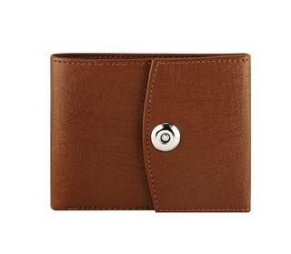 IMPERIOR Men Faux Leather Bi-fold - Brown