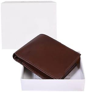 Ismart Brown Men's Wallet