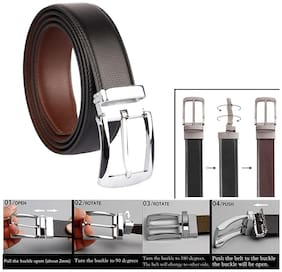 Jack Klein Reversible Belt With Rotating Buckle