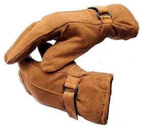JARS Collections Men Leather Glove - Tan