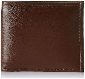 JARS Collections Men Brown Synthetic leather Bi-Fold Wallet ( Pack of 1 )