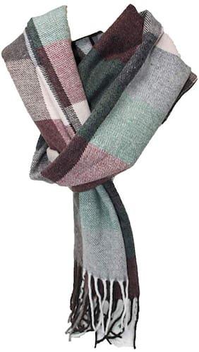 JARS Collections Men Wool Muffler - Multi