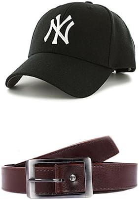 Jars Collections Ny Cap With Free Belt