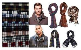 Men Wool Checks