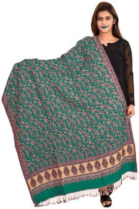 JARS Collections Women Wool Shawl - Multi