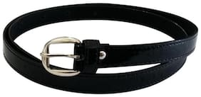 JARS Collections Women Pu Belt - Black