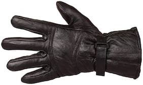 JBG Home Store Men Lycra Glove - Black