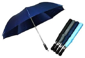 Jim-Dandy Unisex 2 Fold Assorted Umbrella