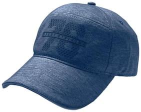 Jockey Cotton Blue Men Cap