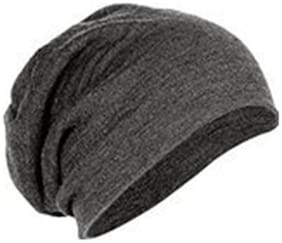 JUBINATION grey beanie cap