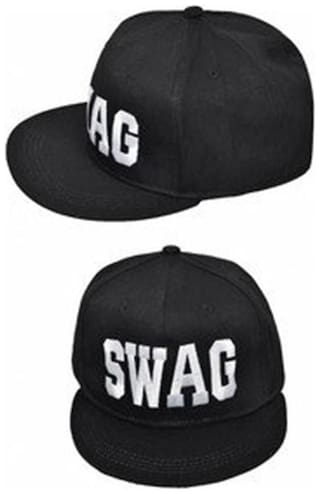 08bbe6b3d86 Buy JUBINATION Swag Hip Hop Cap Online at Low Prices in India ...