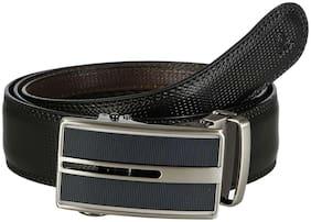 Kara Black & Brown Color Artificial Leather Reversible Belt For Men