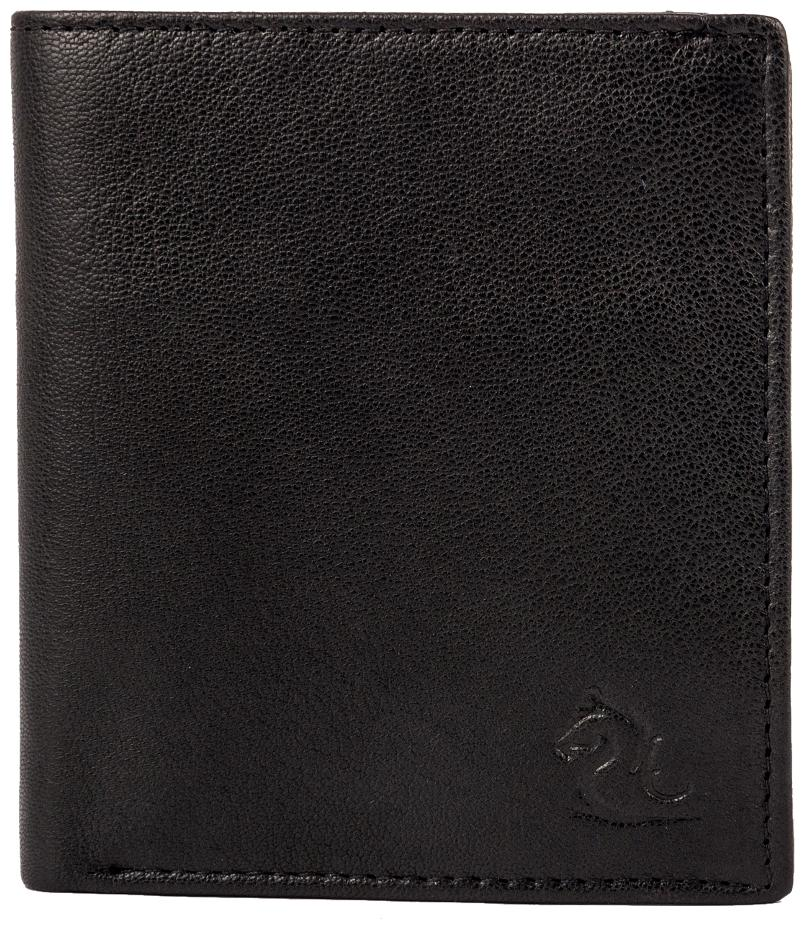 Kara Wallets Men Leather Black by Kara Bags