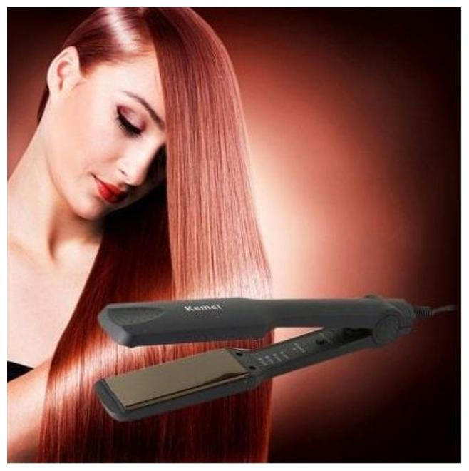 KEMEI KM 329 Professional Electric Hair Straightener