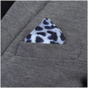 KHAYT Polyester Pocket Square - Multi