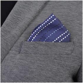 KHAYT Polyester Pocket Square - Multi