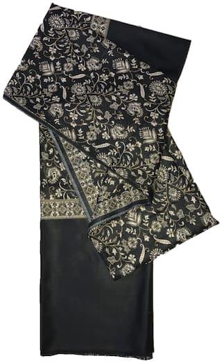 KKRISH Women Synthetic Floral - Black