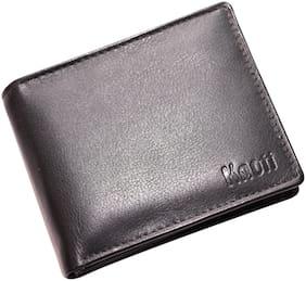 Knott Black Bi-Fold Wallet