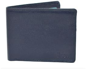 Knott Blue  Exclusive Leather Wallet for Men