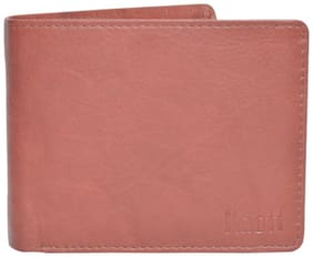 Knott brown Trendy Leather Wallet for Men