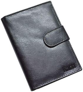 Knott Men Leather Card holder - Black