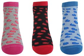 Lacarte Assorted Socks (Pack Of 15)