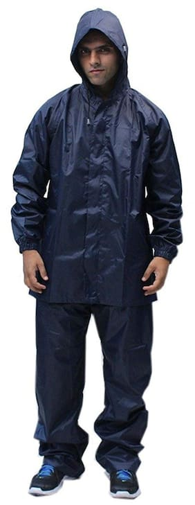 Laceandme Endo Rain Coat For Man