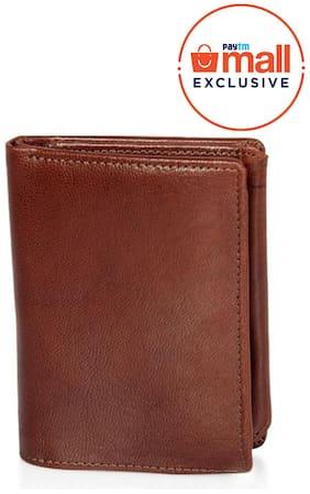 Leather Zentrum Leather Wallet