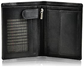 Leather Zentrum Men's Wallet