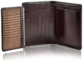 Leather Zentrum Brown Wallet