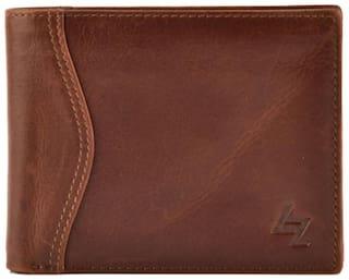 Leather Zentrum Men's Wallet