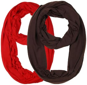 LILI Women Cotton Scarves - Multi