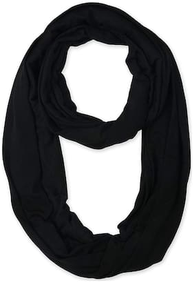 LILI Women Cotton Scarves - Black