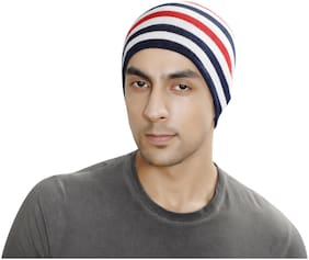 Loom Legacy Mens Woolen and Winter skull Cap