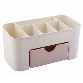 Magnusdeal  Cosmatic & Remote multipurpose drawer organizer