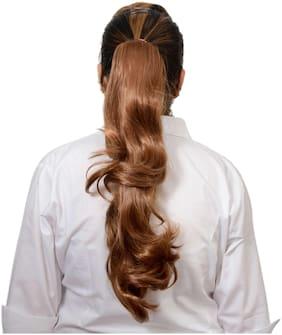 Mansiyaorange Hair Accessories Micro Fiber Gold Women