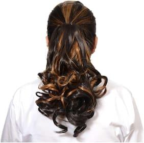 Mansiyaorange Hair Accessories Micro Fiber Multi Women