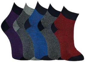 Marc Multicolor Pack Of 5 Socks
