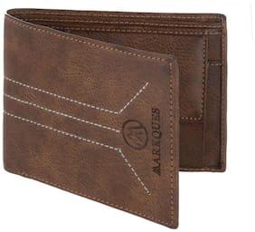 MarkQues Milo Brown Mens Wallet (MIL-4402)