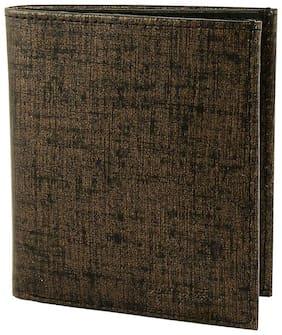 Mathey-Tissot Genuine Leather Black Men's Wallet (MTW-08-TXTBK)
