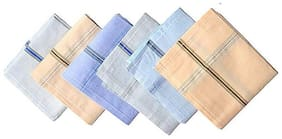 Men's Cotton Handkerchief By Best Friends Forever Pack of 6