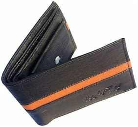 FRIENDS & COMPANY Men Assorted Leather Bi-Fold Wallet ( Pack of 1 )