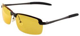 Men Sports Night Driving Anti Glare Glasses Polarized Driver Sunglasses